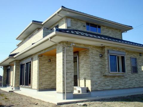 新築完成現場・建て替え住宅現場