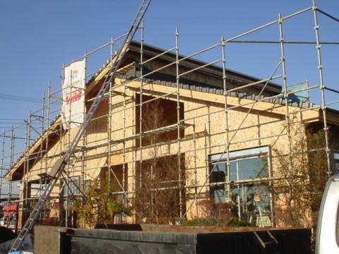 新築平屋住宅 騎西K様邸の工事進捗状況