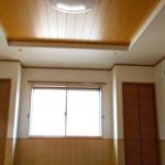 LDK天井&腰壁